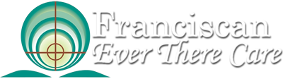 Franciscan Ever There Care Retina Logo