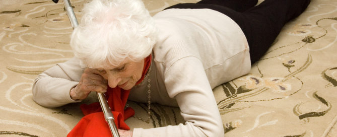 Caregivers in Meriden CT: How Should Your Parent Respond to a Fall?