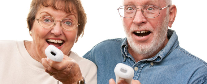 Elderly Care in North Haven CT: Could Video Games Help Prevent Dementia?
