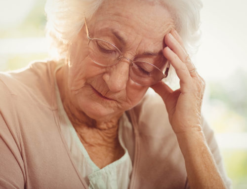 Signs an Older Adult May Have Diabetes