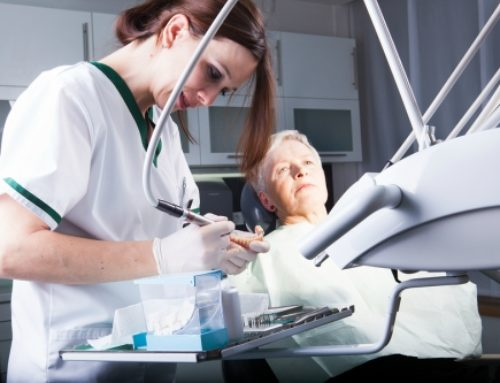 Could a Dental Cleaning Save a Senior's Life?