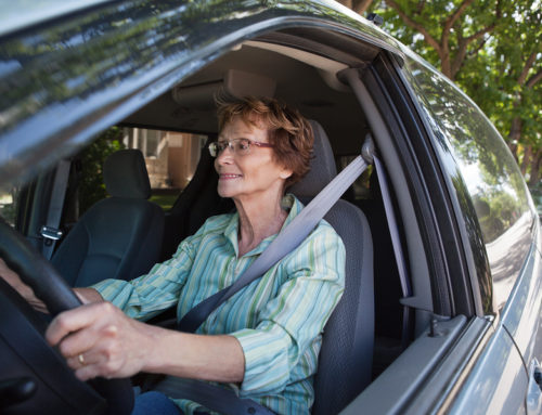 What Are the Best Ways to Help Your Senior Adjust to Not Driving?