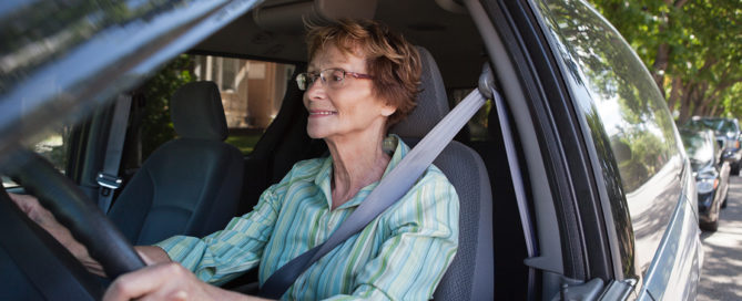 Home Care Services in Southington CT: What Are the Best Ways to Help Your Senior Adjust to Not Driving?