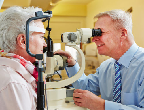 How Can You Spot Eye Injuries in Your Aging Adult?